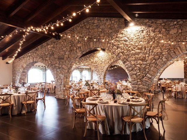 La boda de Dani y Estel en Sant Pau De Seguries, Girona 71