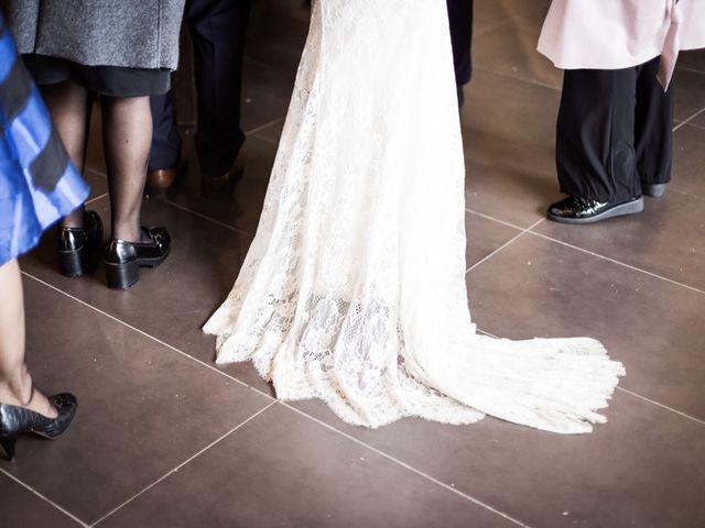 La boda de Dani y Estel en Sant Pau De Seguries, Girona 73