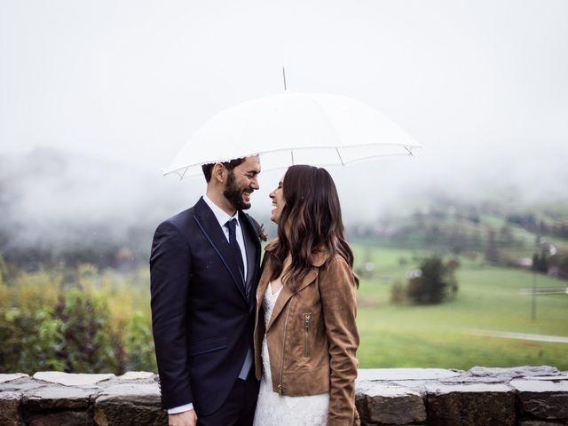 La boda de Dani y Estel en Sant Pau De Seguries, Girona 81