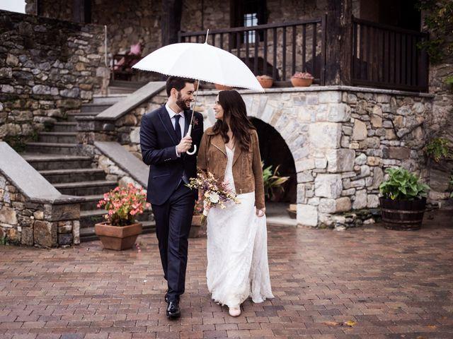 La boda de Dani y Estel en Sant Pau De Seguries, Girona 89