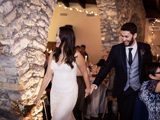 La boda de Dani y Estel en Sant Pau De Seguries, Girona 94