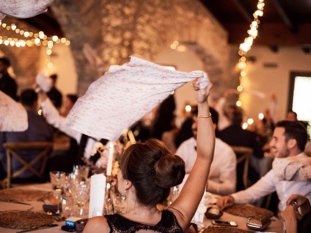 La boda de Dani y Estel en Sant Pau De Seguries, Girona 97