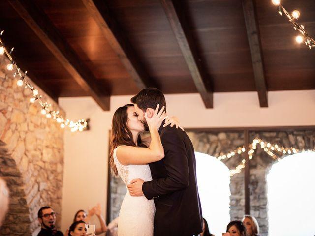 La boda de Dani y Estel en Sant Pau De Seguries, Girona 99