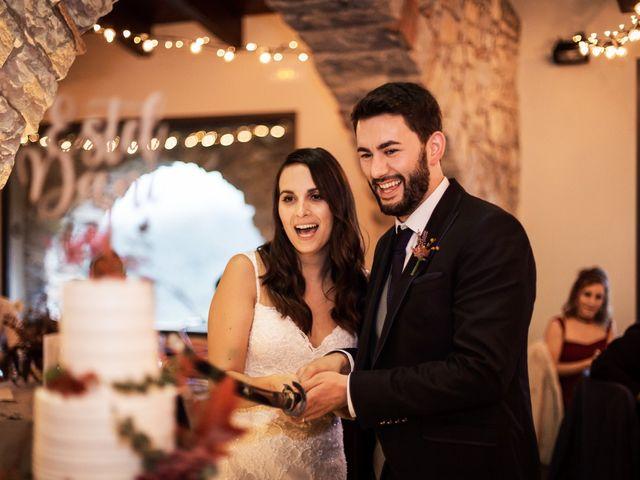 La boda de Dani y Estel en Sant Pau De Seguries, Girona 101