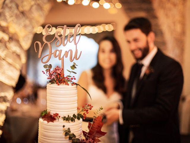 La boda de Dani y Estel en Sant Pau De Seguries, Girona 102