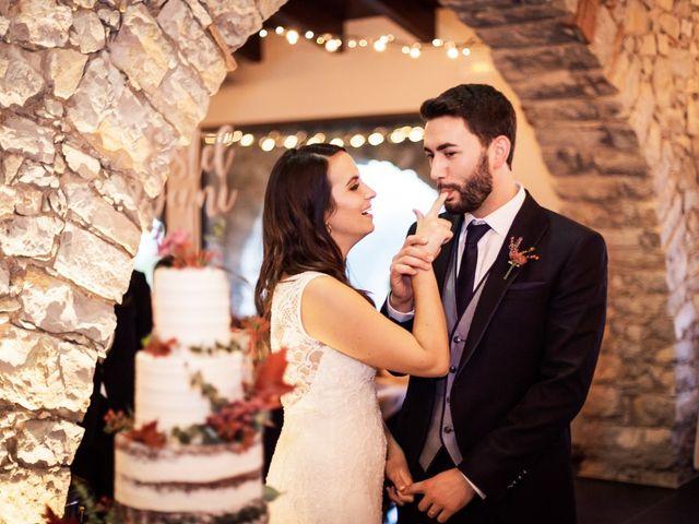La boda de Dani y Estel en Sant Pau De Seguries, Girona 103
