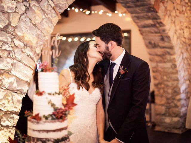 La boda de Dani y Estel en Sant Pau De Seguries, Girona 104