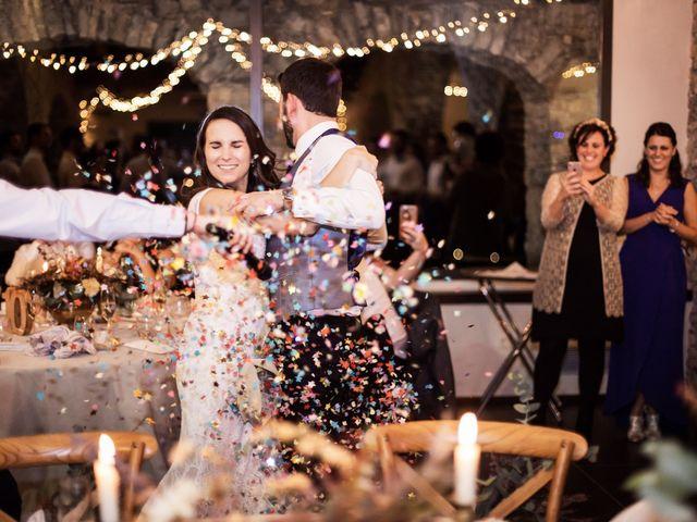 La boda de Dani y Estel en Sant Pau De Seguries, Girona 111