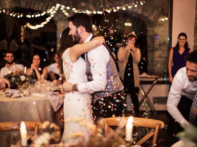 La boda de Dani y Estel en Sant Pau De Seguries, Girona 112