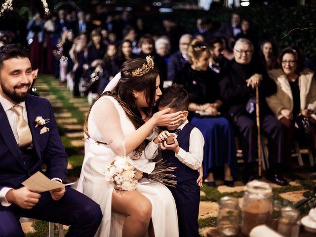 La boda de Dídac y Patri en Igualada, Barcelona 54