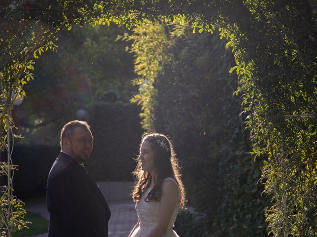 La boda de Ana y Haridián