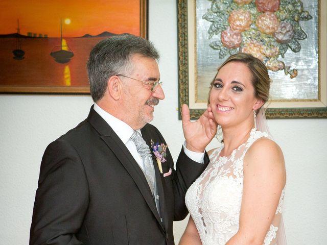La boda de Ito y Miriam en Illescas, Toledo 14
