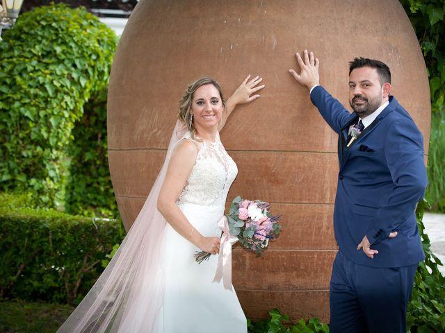La boda de Ito y Miriam en Illescas, Toledo 27
