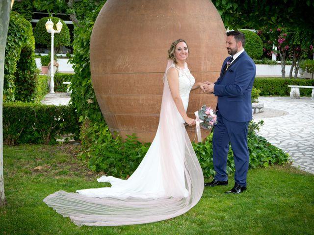 La boda de Ito y Miriam en Illescas, Toledo 28