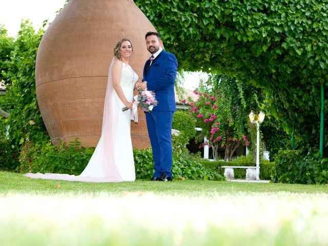 La boda de Ito y Miriam en Illescas, Toledo 29