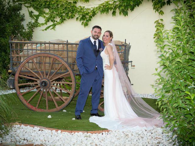 La boda de Ito y Miriam en Illescas, Toledo 36