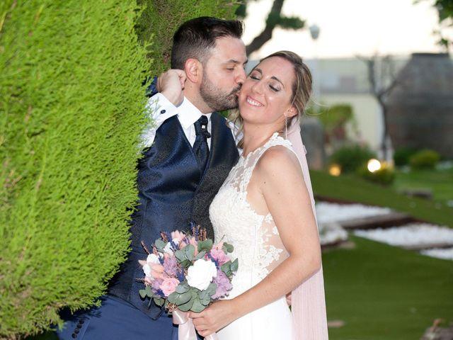 La boda de Ito y Miriam en Illescas, Toledo 42