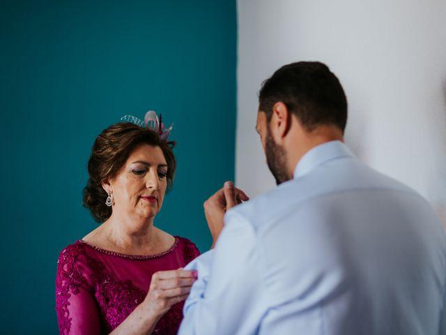 La boda de Jose Carlos y Lorena en Alcazar De San Juan, Ciudad Real 1
