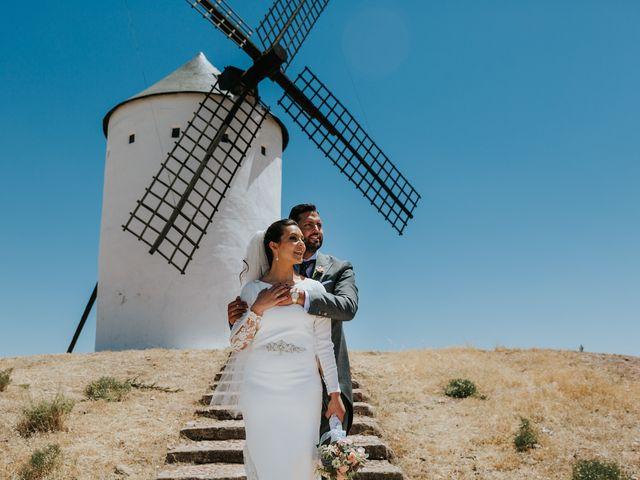 La boda de Jose Carlos y Lorena en Alcazar De San Juan, Ciudad Real 15
