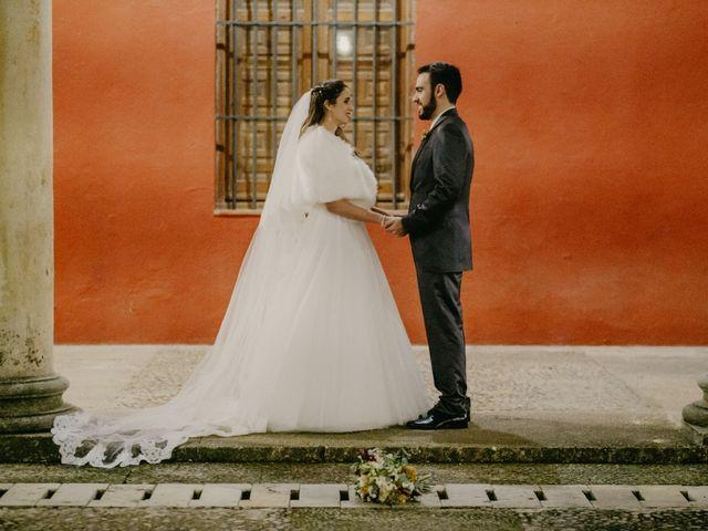 La boda de Jesús y Ester en Guadalajara, Guadalajara 37