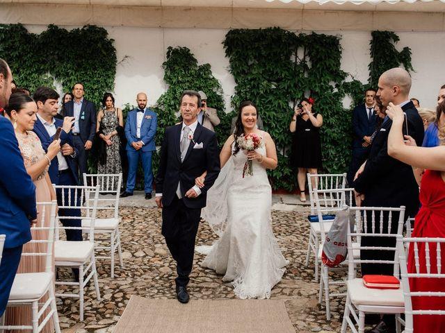 La boda de Alejandro y Laura en Alcalá De Henares, Madrid 55