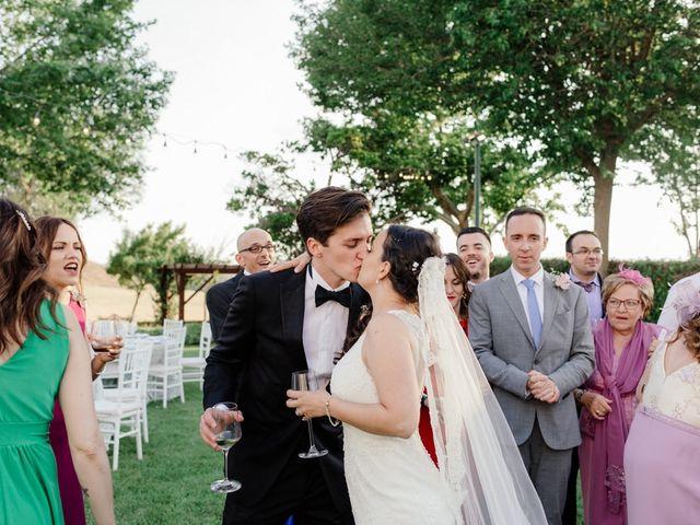La boda de Alejandro y Laura en Alcalá De Henares, Madrid 93