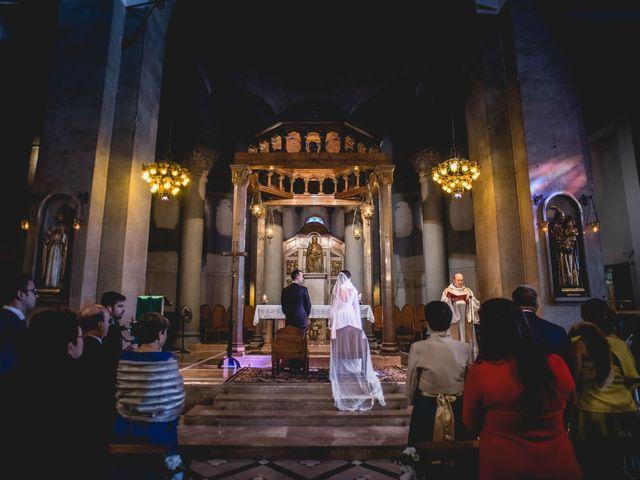 La boda de Jordi y Laura en Castellar Del Valles, Barcelona 13