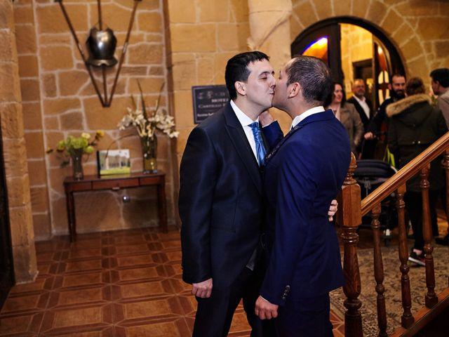 La boda de Jose y George en Zaragoza, Zaragoza 8