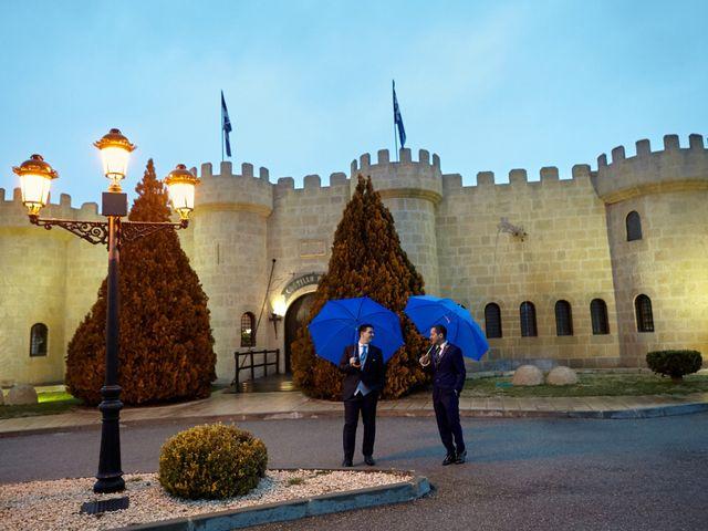 La boda de Jose y George en Zaragoza, Zaragoza 10