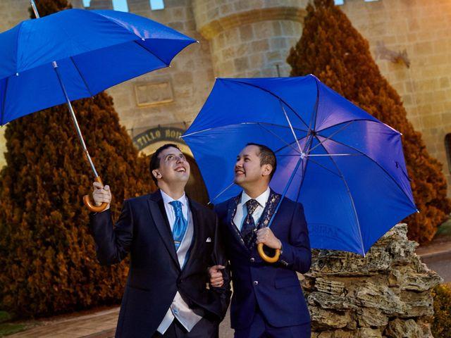 La boda de Jose y George en Zaragoza, Zaragoza 11