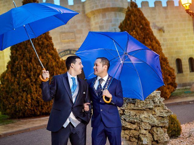 La boda de Jose y George en Zaragoza, Zaragoza 12