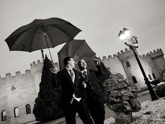 La boda de Jose y George en Zaragoza, Zaragoza 13