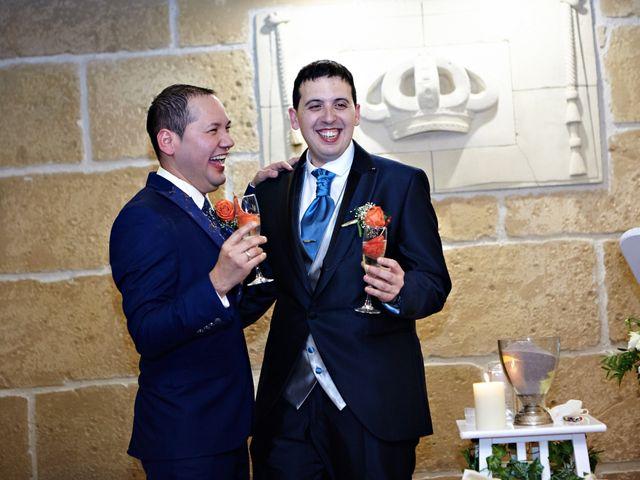 La boda de Jose y George en Zaragoza, Zaragoza 28