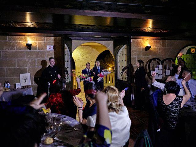 La boda de Jose y George en Zaragoza, Zaragoza 34