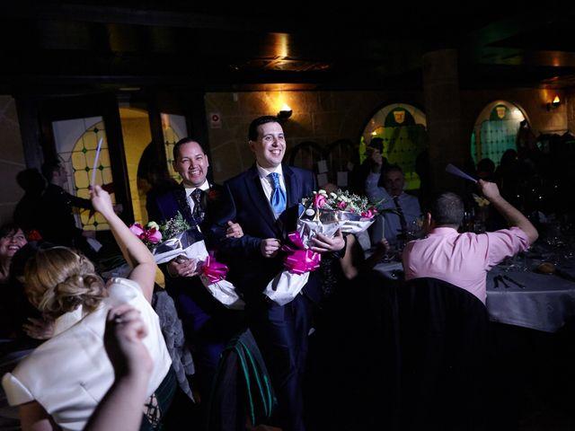La boda de Jose y George en Zaragoza, Zaragoza 35