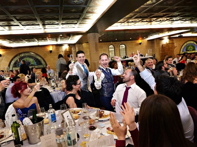 La boda de Jose y George en Zaragoza, Zaragoza 48