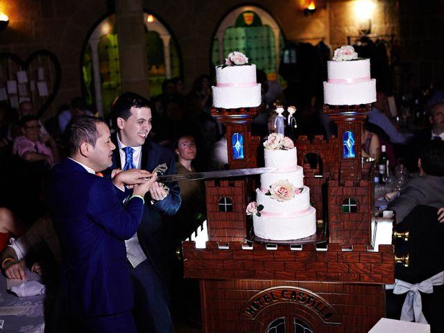 La boda de Jose y George en Zaragoza, Zaragoza 50