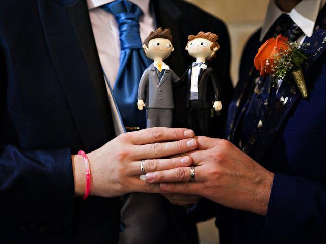 La boda de Jose y George en Zaragoza, Zaragoza 52