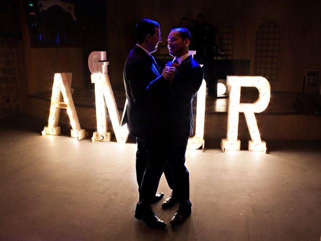 La boda de Jose y George en Zaragoza, Zaragoza 56