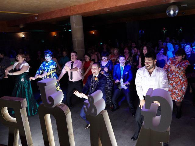 La boda de Jose y George en Zaragoza, Zaragoza 58