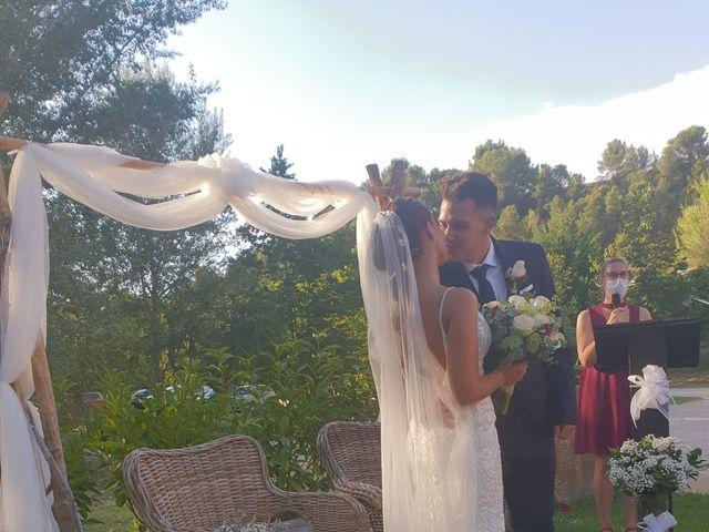 La boda de Toni y Melodi en Igualada, Barcelona 1