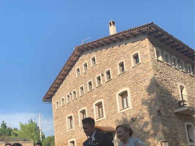 La boda de Toni y Melodi en Igualada, Barcelona 2