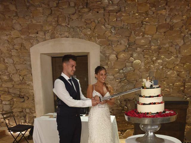 La boda de Toni y Melodi en Igualada, Barcelona 4