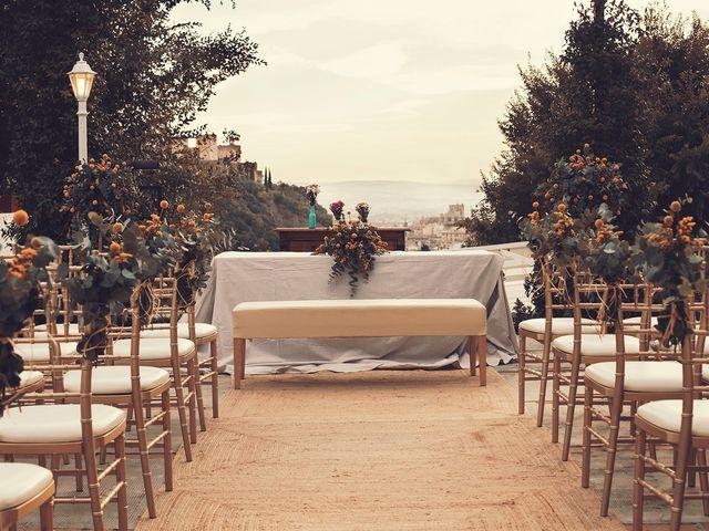 La boda de Luis y Laura en Granada, Granada 6