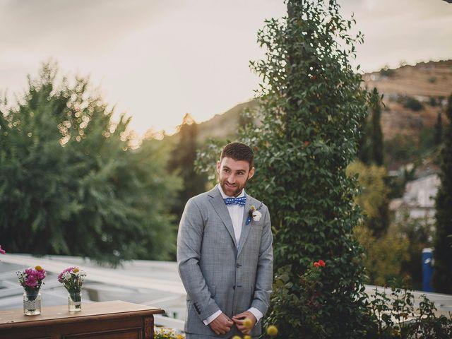 La boda de Luis y Laura en Granada, Granada 1