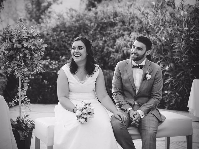 La boda de Luis y Laura en Granada, Granada 9
