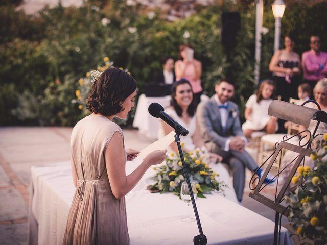 La boda de Luis y Laura en Granada, Granada 10
