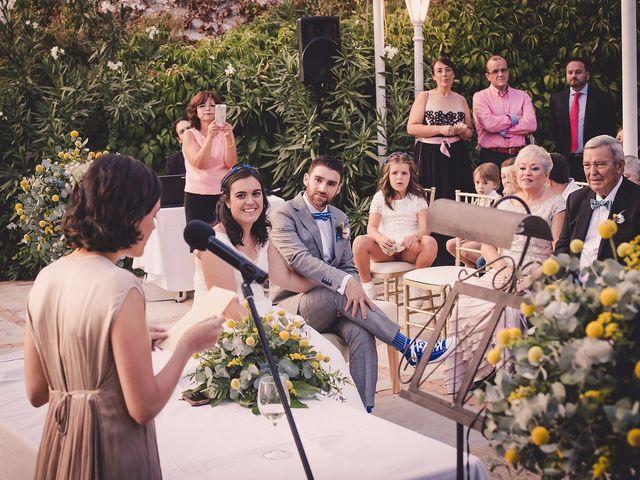 La boda de Luis y Laura en Granada, Granada 11