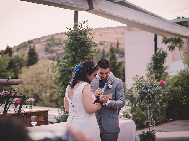 La boda de Luis y Laura en Granada, Granada 13