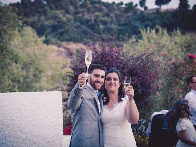 La boda de Luis y Laura en Granada, Granada 15